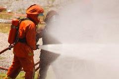 Sapadores-bombeiros imagens de stock royalty free