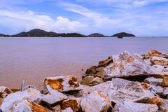 Sapan hin Park, Phuket Royalty Free Stock Images