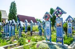 SAPANTA, MARAMURES, RUMÄNIEN - 9. AUGUST 2015 Lizenzfreie Stockfotos