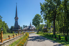 Sapanta-Peri-Kloster Stockfoto