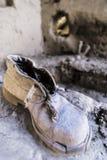 Sapata abandonada Fotos de Stock Royalty Free