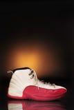 Sapata de basquetebol Fotografia de Stock Royalty Free