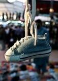 Sapata de bebê Fotos de Stock Royalty Free