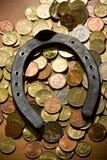Sapata do cavalo Imagens de Stock Royalty Free
