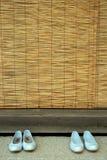Sapatas Fotografia de Stock