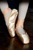 Sapatas de bailado Imagens de Stock Royalty Free