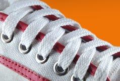 Sapatas do esporte - sapatilhas Imagem de Stock Royalty Free