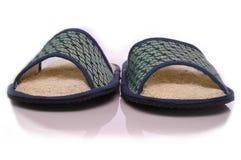 Sapatas do Loofah Imagens de Stock