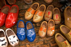 Sapatas holandesas Imagem de Stock