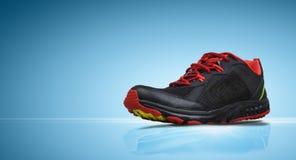 Sapatas Running do esporte Imagem de Stock Royalty Free