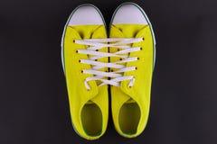 Sapatilhas Foto de Stock