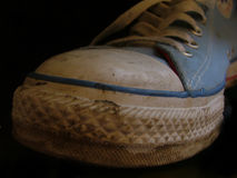 Sapatilhas Fotografia de Stock