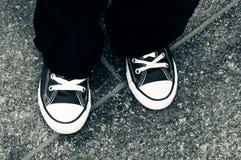 Sapatilhas Foto de Stock Royalty Free