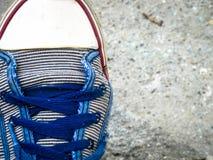 Sapatilhas do verão Fotografia de Stock
