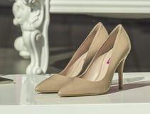 Sapatos Fotografia de Stock