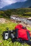 Sapavallei in Noord-Vietnam Stock Afbeeldingen