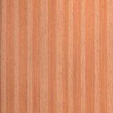 Sapele, ξύλινο σιτάρι στοκ φωτογραφία
