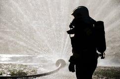 Sapeur-pompier Photos libres de droits