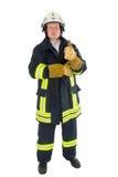 Sapeur-pompier Photographie stock libre de droits