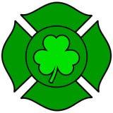 Sapeur-pompier irlandais Maltese Cross illustration de vecteur