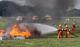 sapeurs-pompiers images stock