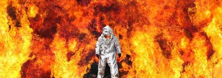 Sapeurs-pompiers allemands image libre de droits