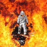 Sapeurs-pompiers allemands photos libres de droits