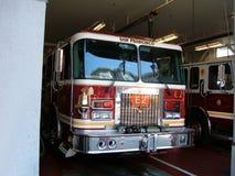 sapeurs-pompiers américains photos stock