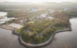 Saphan Hin public park with people Royalty Free Stock Photos