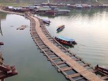 Saphan lunedì Tailandia Immagini Stock Libere da Diritti