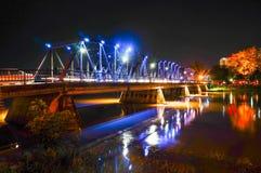 Saphanlek chiangmai Stock Foto