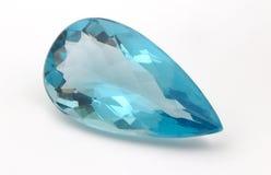 Saphir bleu Image stock