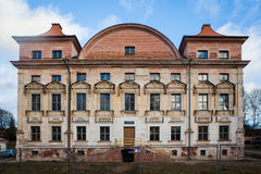 Sapieha Palace in Vilnius, Lithuania Royalty Free Stock Images