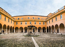 Sapienza University of Rome, Italy Royalty Free Stock Photos