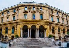 Sapienza University of Rome, Italy Stock Photography