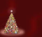 Sapin de Noël Photos stock