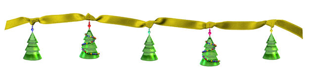 Sapin de Noël Photographie stock libre de droits