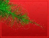 Sapin de Noël illustration de vecteur