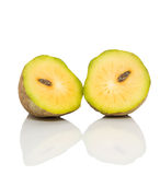 Sapodilla Fruits V Stock Photography