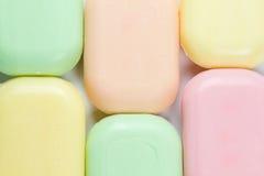 Sapone colorato Immagine Stock Libera da Diritti