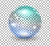 Sapone della bolla Immagini Stock