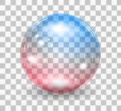 Sapone della bolla Fotografia Stock