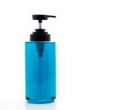 sapone di lavaggio del piatto in bottiglia Immagini Stock Libere da Diritti