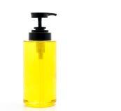 sapone di lavaggio del piatto in bottiglia Fotografie Stock