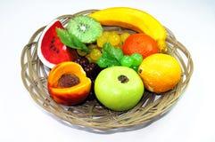 Sapone modellato fruttato Fotografie Stock