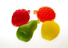 Sapone sotto forma di le bacche e la frutta Fotografia Stock