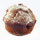 Saporito dolce del deserto del muffin di Brown Immagini Stock Libere da Diritti