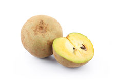 Sapota Royalty Free Stock Image