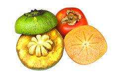 Sapote Stock Photo