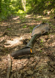 Sapper shovel each camping Stock Photos